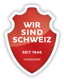 We are Switzerland since 1948 - Honegger